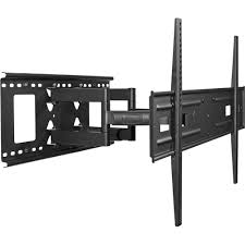 kanto living fmx2c full motion wall mount for 37 to 80 tvs