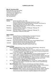American Resume Format Lcysne Com