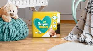 OUR SOFTEST <b>COMFORT</b> Pampers® <b>New Baby</b> Nappies