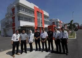 motoring msia industry news autoville cyberjaya s first light industrial development pleted