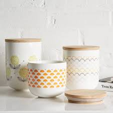 Retro Kitchen Canisters Canisters Notonthehighstreetcom