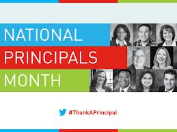 Ipa Encourages Principal Appreciation In October