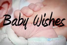Englische Baby Glückwünsche