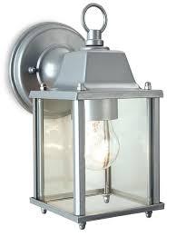 coach silver outdoor wall lantern firstlight lighting