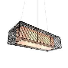 large outdoor pendant light rectangular outdoor hanging lamp by hive b big outdoor pendant lights