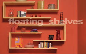 How To Make Floating Box Shelves