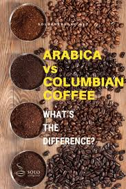 Colombia produces 100% arabica beans. Arabica Vs Colombian Coffee What S The Difference Coffee Beans Coffee Plant Arabica