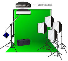 fluorescent lights and fluorescent lighting kits and setups for studio interview you lights for