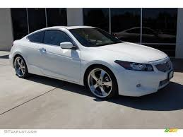 2010 Accord EX-L V6 Coupe - White | Vroom Vroom | Pinterest | Cars ...