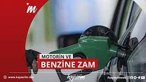 Motorin ve Benzine Zam • Ekonomi haberleri •