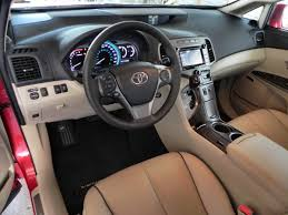 2015 Toyota Venza - the Last of the Toy Wagons