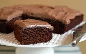 Recipe To Make Eggless Chocolate Cake At Home 1 News Track English