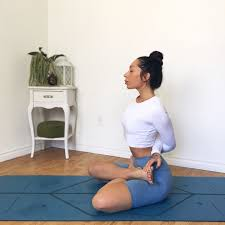 Image result for yoga with bird
