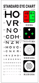 Professional Snellen Chart Eye Test Chart Vision Chart Buy Snellen Chart Eye Test Charts Visual Acuity Chart Product On Alibaba Com