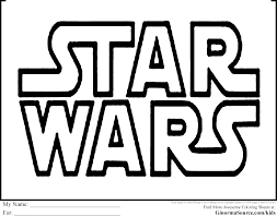 Small Picture Star Wars Characters Coloring Coloring Pages