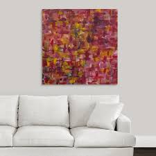 greatbigcanvas mixed emotions in red i by everett spruill canvas wall art on wall art red with greatbigcanvas mixed emotions in red i by everett spruill canvas