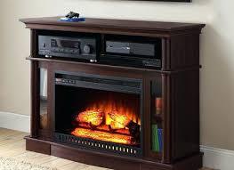 large room infrared quartz electric fireplace heater honey lexington