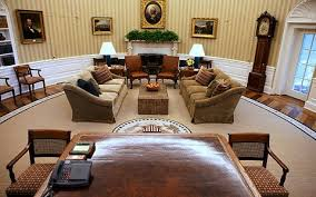 obama oval office decor. a new look for the oval office obama decor e