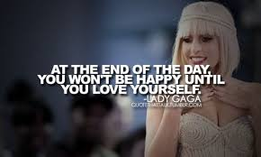Lady Gaga Quotes About Being Yourself Best Of 24 Of The Most Inspirational Things Lady Gaga Has Ever Said