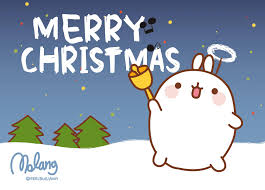 Molang merry christmas http://www.facebook.com/molangfrance ...