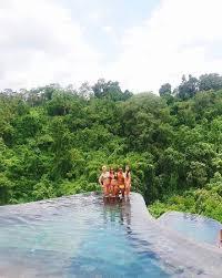 hanging gardens of bali infinity pool infinity bali55 pool