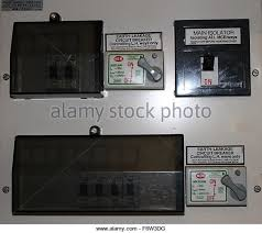 fuse box home stock photos fuse box home stock images alamy fuse box trip switches stock image