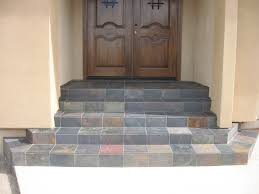 licensed slate tile flooring steps installation sealing in san go