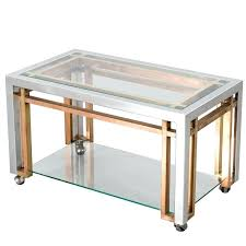 trolley coffee table romeo side table trolley 1 trolley coffee table uk