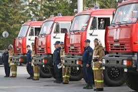 Огнеборцам и спасателям дали новую технику: Политика ...