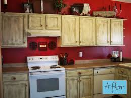 Small Picture Kitchen Cabinet Makeover Better After
