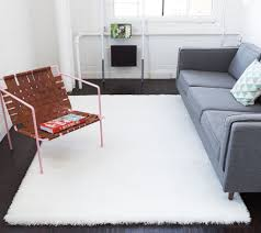 faux fur area rug ikea white rugs clearance furniture magnificent home goods fluffy hampen sheepskin gaser plush for living room s