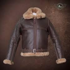 simmons bilt raf sheepskin flying jacket