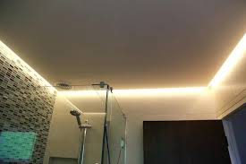 bathroom ceiling strip lights best all things led images on led strip in bathroom ceiling it