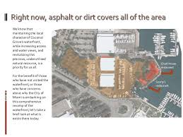 Chart House Restaurant Coconut Grove The Grove Waterfront Plan 2013