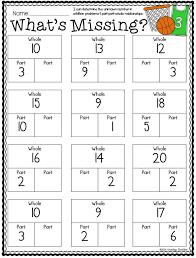 Best 25+ Part part whole ideas on Pinterest | Number bonds ...