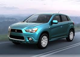 Mitsubishi Outlander Sport. As SUVs go, this one is tops.(but with ...