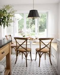 our bistro chairs bring european flair to this gorgeous dining area designed by thanks for sharing with don t forget to us in your photos