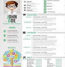 One Page Resume Template Beauteous 28 One Page Resume Templates Free Samples Examples Formats