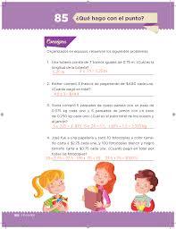 Componentes del libro del profesor: Que Hago Con El Punto Desafios Matematicos 5to Bloque 5 Apoyo Primaria