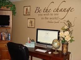 Home office wall decor ideas Org Life Inspirational Quotes Wall Stickers Art For Home Office Walls Decorating Ideas Pinterest Life Inspirational Quotes Wall Stickers Art For Home Office Walls