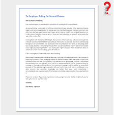 How To Write Apology Letter To Boss With Example Sample
