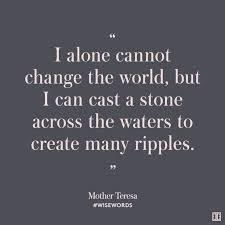 Famous Quotes About Mothers Impressive Famous Mother Teresa Quotes From Mother Teresa Golfian