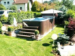 above ground spa pool to enlarge image swim with regard ideas 18