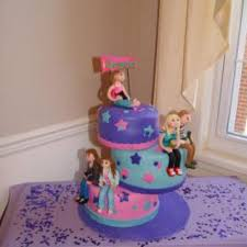 round cake stand sets