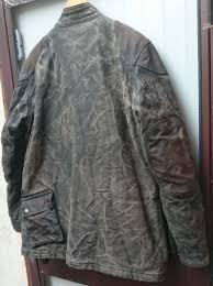 belstaff blaster wax motorcycle jacket