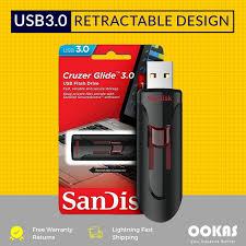 SanDisk <b>USB</b> 3.0 Retractable <b>USB Flash Drive</b> 16GB / 32GB / <b>64GB</b> ...