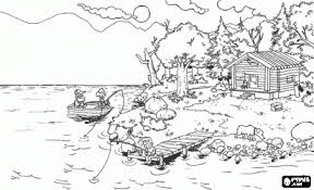 landscape coloring pages for s water landscapes coloring pages coloring pages of water landscapes