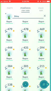 Shelgon Evolution Chart Bagoncommunityday Hashtag On Twitter