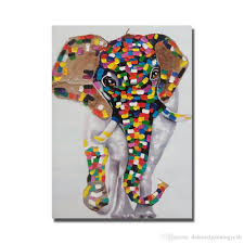 Painting In Living Room Wall Ful Elephant Painting For Living Room Wall Hand Painted Oil