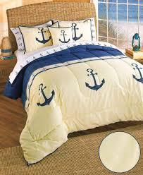 nautical comforter set queen. Delighful Queen Nautical Comforter Set Bedding Queen King Size Anchors Sailing Boat Blue  Navy US On